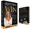 """Scottsdale Author Wins Health Book of the Year Award for """"Quitting to Win"""" Crystal Waltman Divulges Addiction Battle in Book, Takes First Place in Author Elite Awards"""