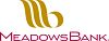 Meadows Bank Total Loans Increase 24%