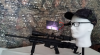 New Video Game Like Night Vision Rifle Scope Interface from Digital FOV Makes the Human Eye and Scope Crosshairs One