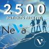 Vesalio Reports 2,500 Patient Milestone