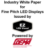 EZ LED Releases 2020 Industry White Paper for Fine-Pitch LED Displays-Free Download