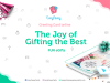 Easy Peasy – Revolutionary Video Greeting Card App That Saves Money and Time. Gifting and Greetings for the 21st Century.
