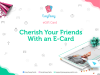 EasyPeasy is Not Grandma's Greeting Card. Welcome to the 21st Century