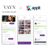 Vayn, Inc. and AppIt Ventures Launch Denver's First At-Home, On-Demand Beauty App