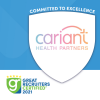 """Cariant Health Partners Named """"Great Recruiters Certified 2021"""""""