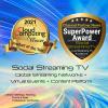 Cloud Computing Magazine Names SocialStreamingTV 2021 Product of the Year Award Winner