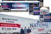 Refreshing the Look of National Van Lines Trailers