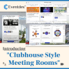 Eventdex Launches Clubhouse-Style Meeting Rooms for Online Events