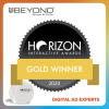 Beyond Spots & Dots Earns Gold Award for Excellence in Social Media Advertising