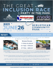 """Presenting the Inaugural """"Great Inclusion Race & Party in the Park"""""""