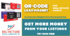 How to Sell a Listing Before It's Listed. QR Codes Generate Leads at All Stages of a Listing.