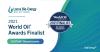 SUSTAIN Biosurfactants Named Best Completion Technology Finalist for World Oil Awards 2021