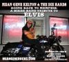 """Texas Biker Band Elvis Tribute CD """"Going Back to Memphis: A Biker Band Tribute to Elvis"""""""