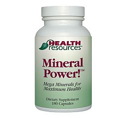 Mineral Power!