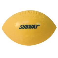 Mini Football Featuring Subway® Logo