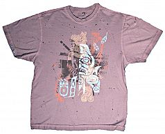 "Masons Underground ""Angst"" design men's T-shirt"