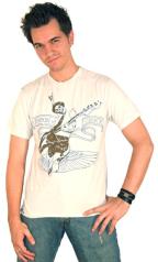 "Men's ""Weapon of Choice"" T-shirt"