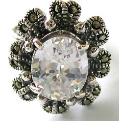 Start your own jewelry business - we wholesale cheap price and high quality marcasite sterling silve