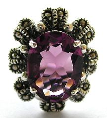 Buy at wholesale for your jewelry business. We supply antique marcasite sterling silver rings and je