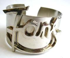 fans jewelry, wholesale music fans bangle cuff bracelet