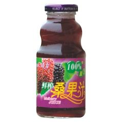 100% natural Mulberry juice