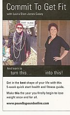 Commit To Get Fit: The Secret to True and Everlasting Weight Loss