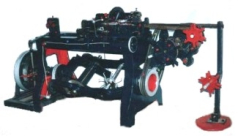 Barbed Wire Making Machinery