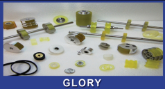 Glory Cash and Currency Handling Parts