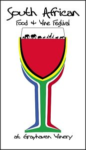 South African Food & Wine Festival Logo