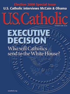 U.S. Catholic cover