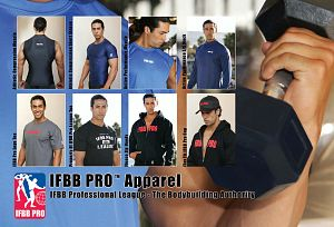 IFBB PRO Apparel Collection Spring '09