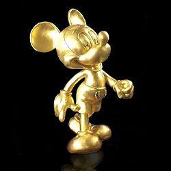 Photo of Celebration Mickey 1500 Oz Gold Sculpture