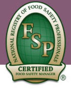 National Registry of Food Safety Professionals