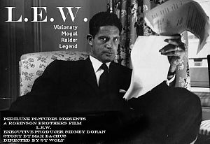 L.E.W. Poster