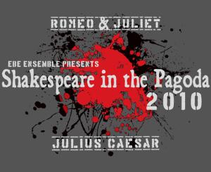 Shakespeare in the Pagoda
