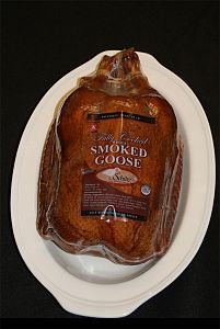 Hickory Chip Smoked Whole Goose from Schiltz Foods, Inc.