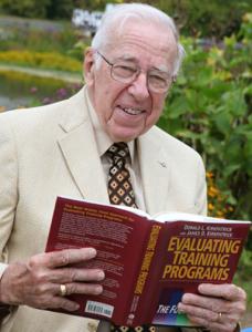 Donald Kirkpatrick, Training Evaluation Pioneer and Creator of the Kirkpatrick 4 Levels(TM)