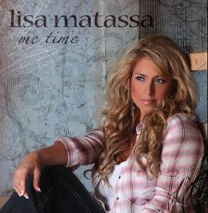 """Lisa Matassa """"Me Time"""" EP Cover Art"""