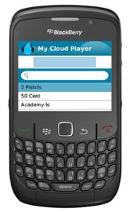 Cloud Player Screenshot 4