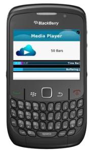 Cloud Player Screen shot 1
