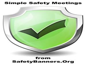 Free Simple Safety Meetings