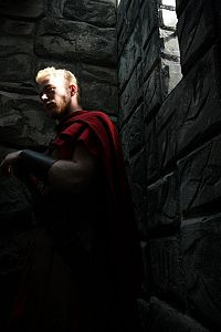 Publicity shot - Laurence Fuller - Apostle Peter