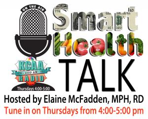 Smart Health Talk KCAA Radio 1050