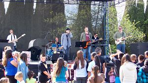Xclaimed Concert in the Park