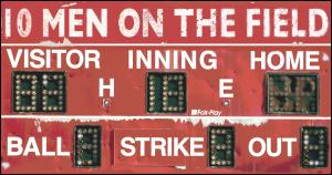 Ten Men On The Field