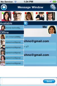 Screenshot of Rapid Tracker App 7