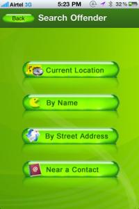 Screenshot of Rapid Tracker App 9