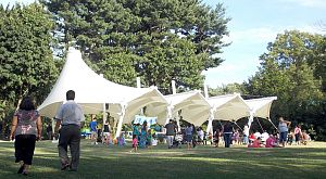 Staten Island Children's Museum Meadow Structure