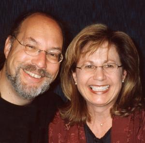 Jonathan and Andi Goldman