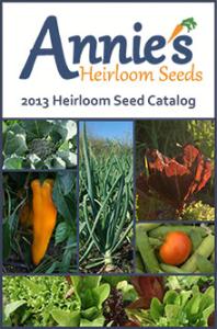 Catalogs.com Gardening Catalog Annie's Heirloom Seeds